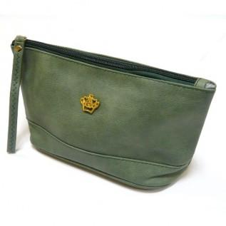 Косметичка Корона 1ШТ. B2071-green